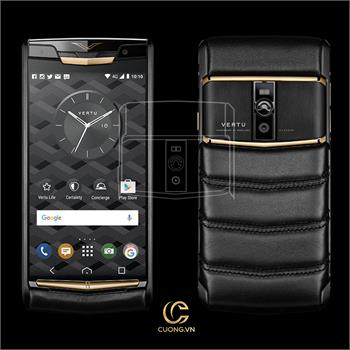 Vertu New Signature Touch Pure Jet Red Gold mới 100%