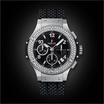 Đồng Hồ Hublot BigBang 41mm Steel Diamonds