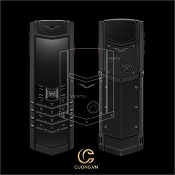 Vertu Signature S Pure Black 2017