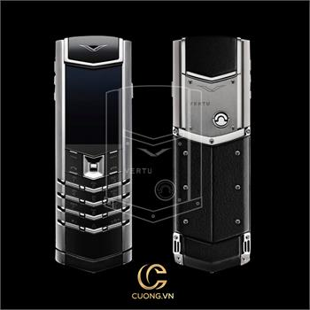 Vertu Signature S Stainless Steel 2016 Fullbox