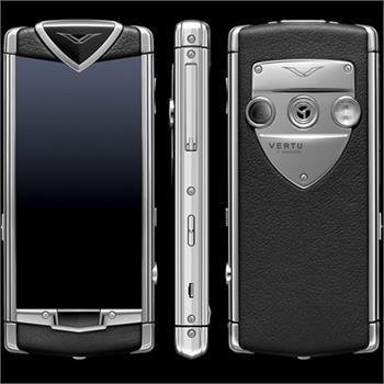 Vertu Constellation Touch Black Leather