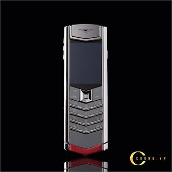 Vertu Cũ Signature S Red Calf