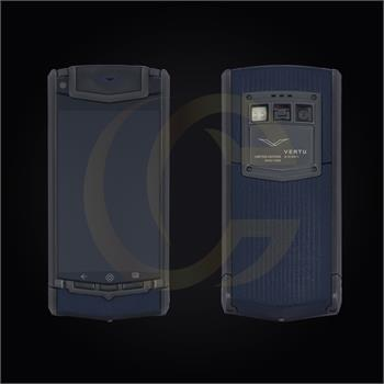Vertu Ti Midnight Blue